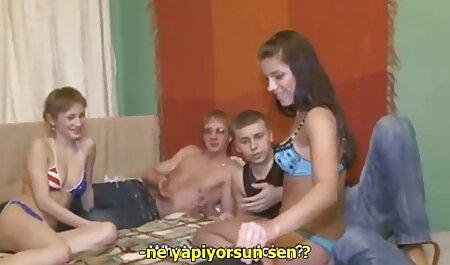 Amantes de pelo salvaje Jelena Jensen y Ryan Keely comen videos x en español gratis coño!